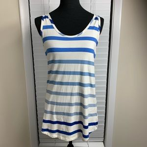 CAbi striped tank top